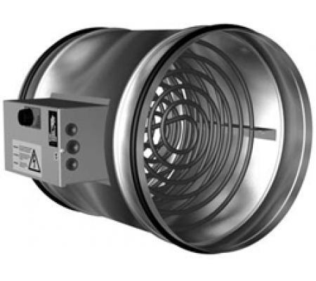 eoko-125-1.6-1-d электрический канальный нагреватель 2vv EOKO-125-1.6-1-D