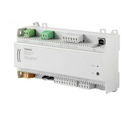 dxr2.m12p-102a комнатный контроллер bacnet ms/tp, ac 24в (1 di, 2 ui, ?p ,6 do 2 ao) siemens BPZ:S55376-C114
