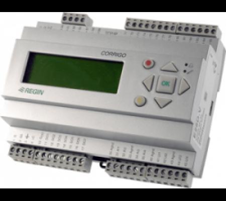 e28d-s контроллер для приточно-вытяжных систем corrigo E28D-S